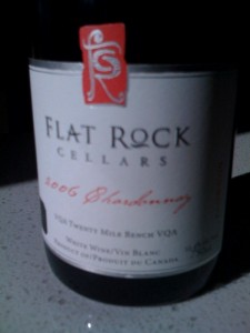 2006 Flat Rock Chardonnay