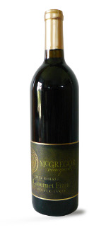 2012 Cabernet Franc (bottle)